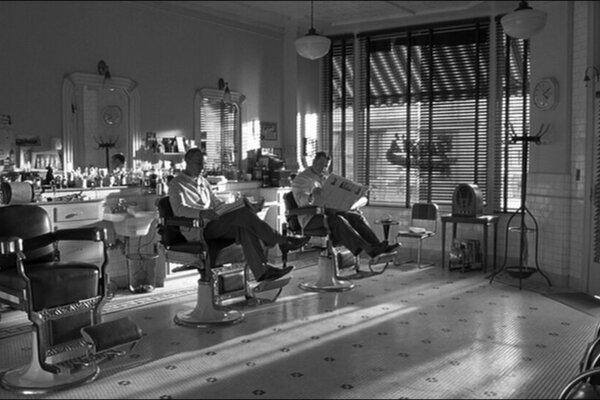 кадры и фото из фильма Человек, которого не было