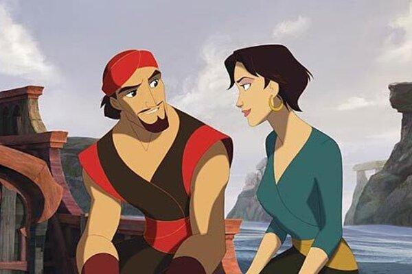 кадры и фото из фильма Синбад: Легенда семи морей