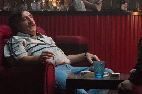 кадры и фото из фильма Эскобар