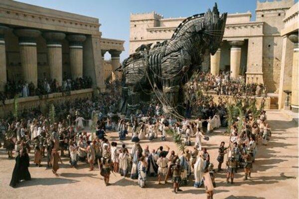кадры и фото из фильма Троя