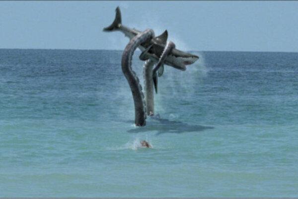 кадры и фото из фильма Акулосьминог
