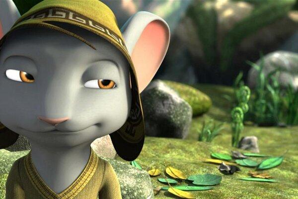 кадры и фото из фильма Приключения мышонка 3D