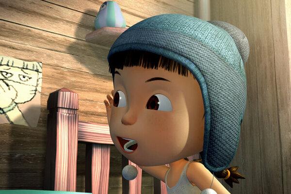 кадры и фото из фильма Приключения Маши в Стране Чудес
