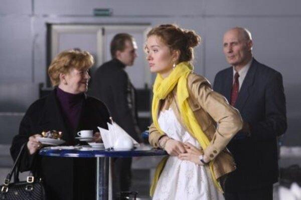 кадры и фото из фильма Без мужчин