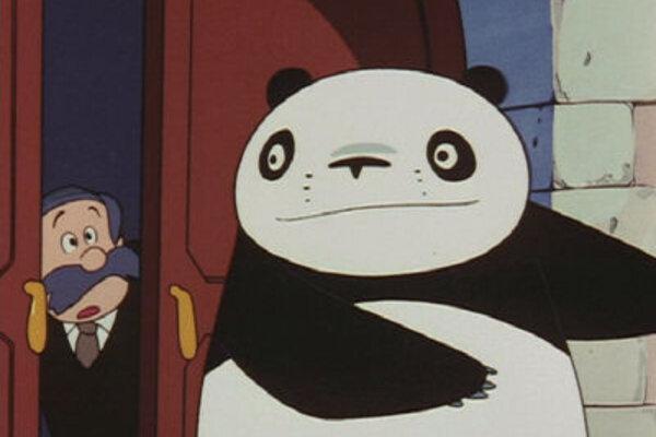 кадры и фото из фильма Панда большая и маленькая