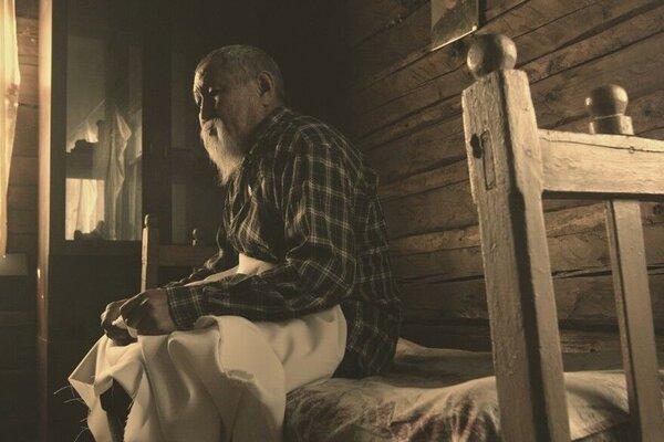 кадры и фото из фильма Костер на ветру