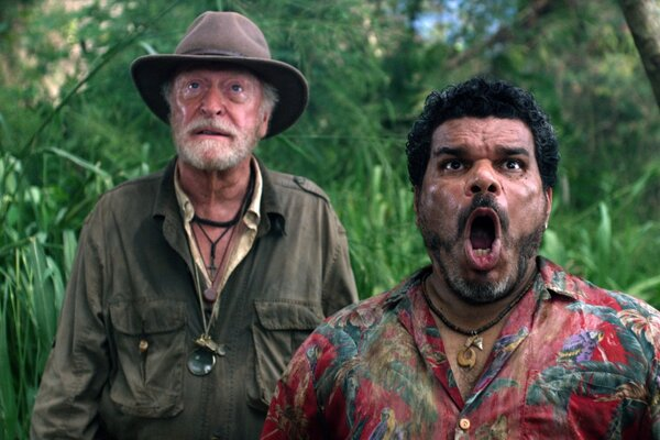 кадры и фото из фильма Путешествие 2: Таинственный остров 3D
