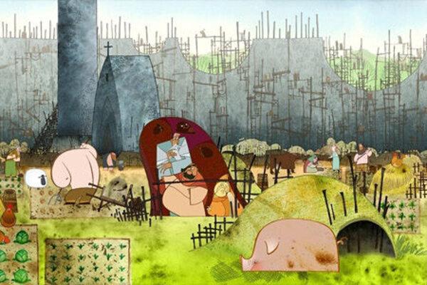 кадры и фото из фильма Тайна Келлс