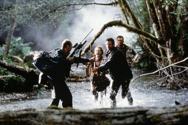 кадры и фото из фильма Парк Юрского периода 2: Затерянный мир