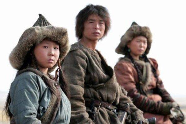 кадры и фото из фильма Монгол. Часть первая