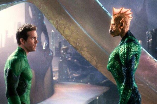 кадры и фото из фильма Зеленый Фонарь