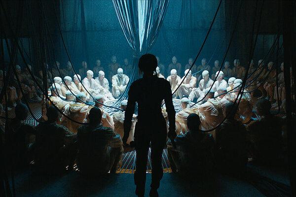 кадры и фото из фильма Призрак в доспехах