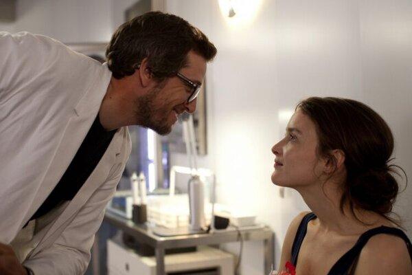 кадры и фото из фильма Любовь и пингвины