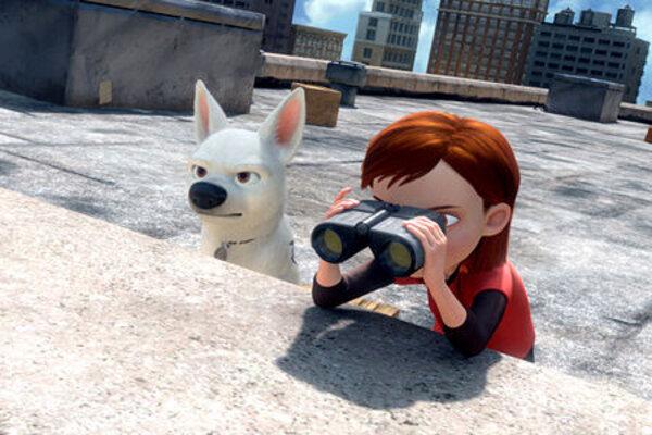 кадры и фото из фильма Вольт