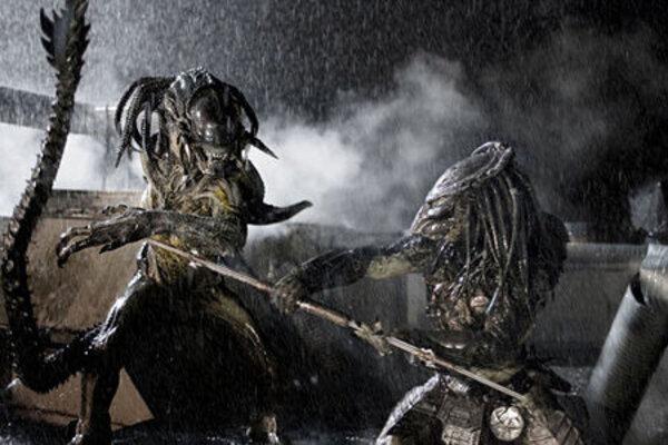 кадры и фото из фильма Чужие против Хищника. Реквием