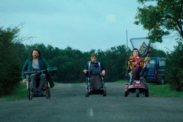 кадры и фото из фильма Чистое сердце, или Киллеры на колесах