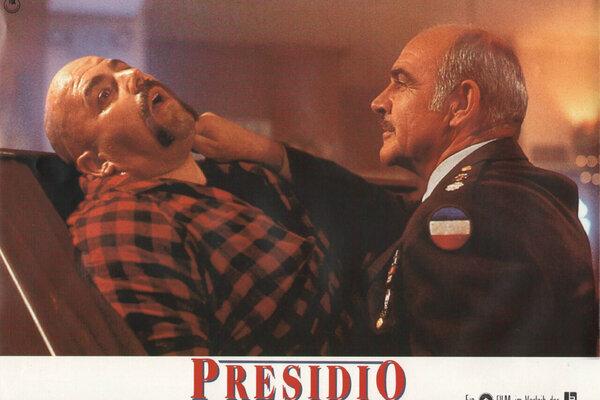 кадры и фото из фильма Президио