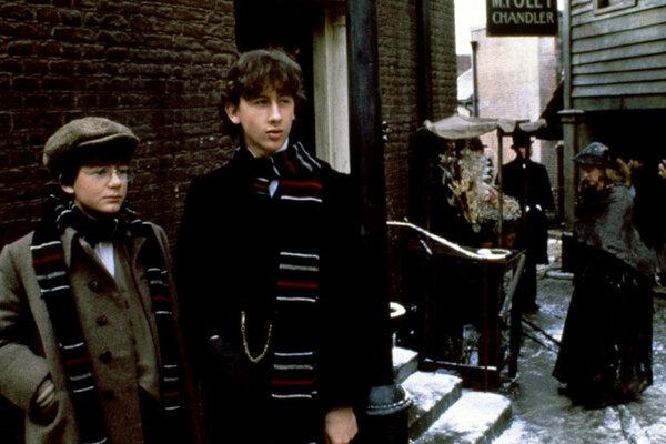 кадры и фото из фильма Молодой Шерлок Холмс