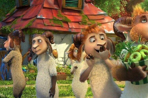 кадры и фото из фильма Волки и овцы: б-е-е-е-зумное превращение