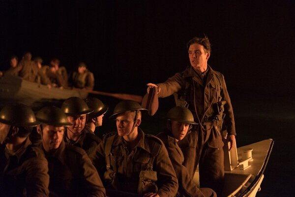 кадры и фото из фильма Дюнкерк