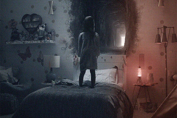 кадры и фото из фильма Паранормальное явление 5: Призраки 3D