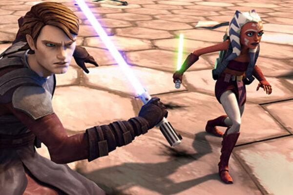 кадры и фото из фильма Звездные Войны: Война клонов