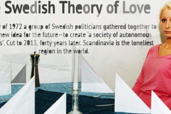 кадры и фото из фильма Шведская теория любви