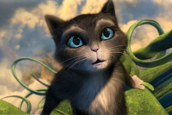 кадры и фото из фильма Кот в сапогах
