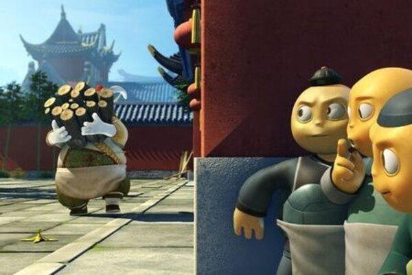 кадры и фото из фильма Кунг-фу Кролик