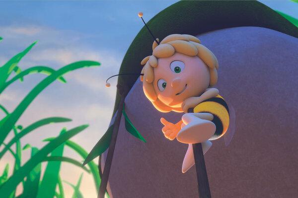кадры и фото из фильма Пчелка Майя и Кубок меда