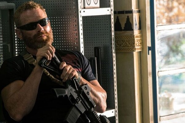 кадры и фото из фильма 13 часов: Тайные солдаты Бенгази