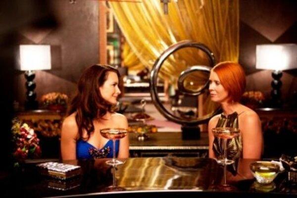 кадры и фото из фильма Секс в большом городе 2
