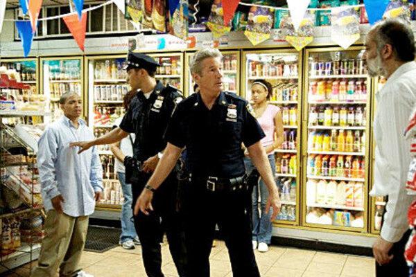 кадры и фото из фильма Бруклинские полицейские