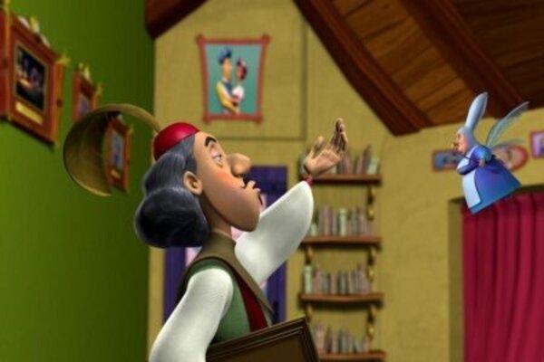 кадры и фото из фильма Новые приключения Золушки 2