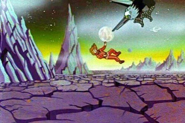 кадры и фото из фильма Тайна третьей планеты