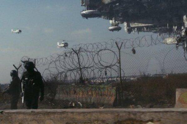 кадры и фото из фильма Район №9
