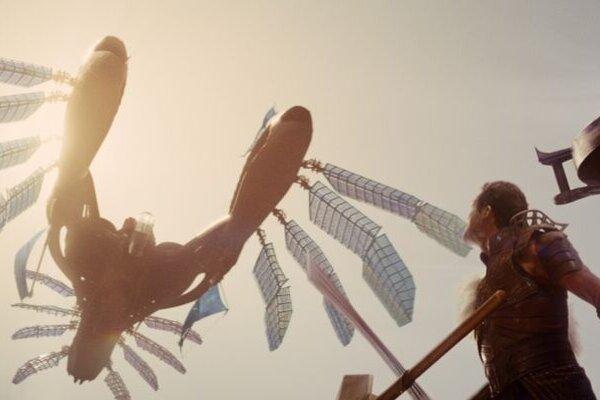 кадры и фото из фильма Джон Картер