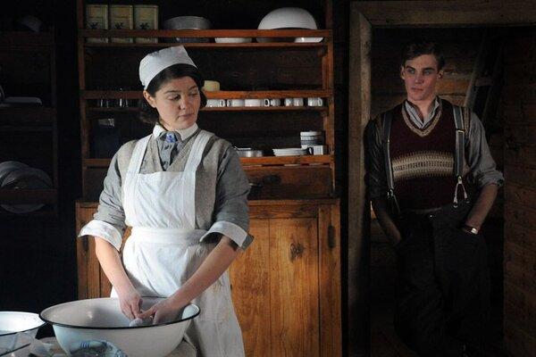кадры и фото из фильма Молчание