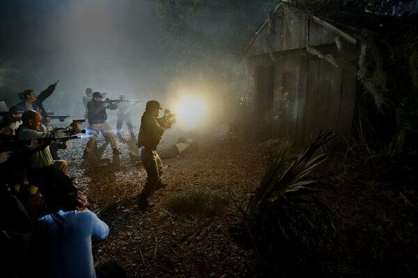 кадры и фото из фильма Топор 3