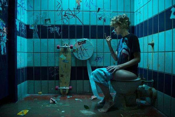 кадры и фото из фильма Запретная территория