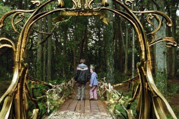 кадры и фото из фильма Мост в Терабитию