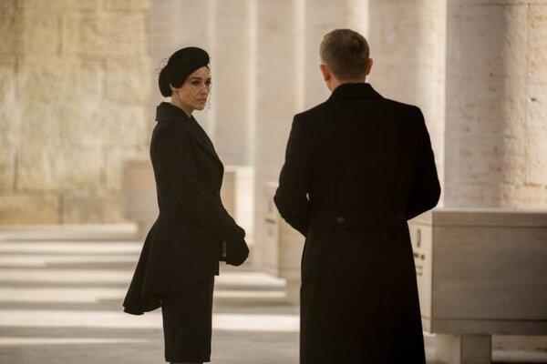кадры и фото из фильма 007: СПЕКТР IMAX