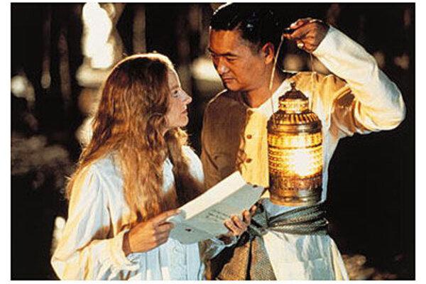 кадры и фото из фильма Анна и король