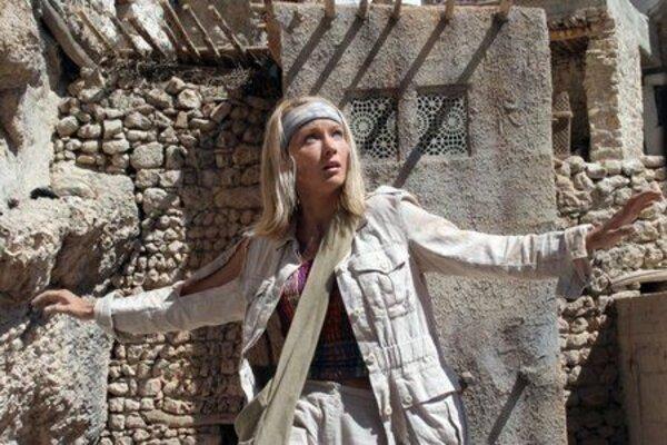 кадры и фото из фильма Скалолазка и Последний из седьмой колыбели
