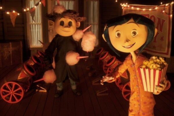 кадры и фото из фильма Коралина в стране кошмаров 3D