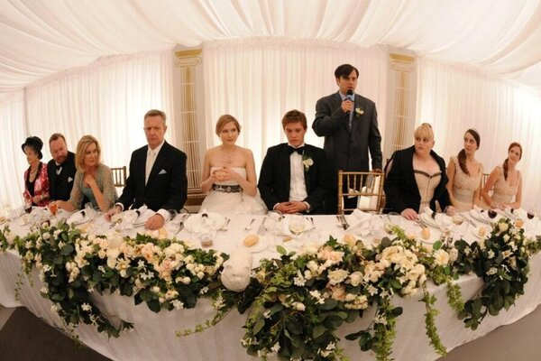 кадры и фото из фильма Свадебный разгром