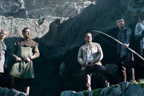кадры и фото из фильма Меч короля Артура