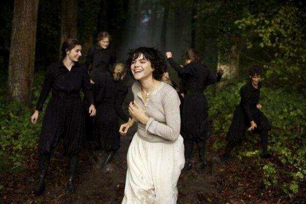 кадры и фото из фильма Танцовщица