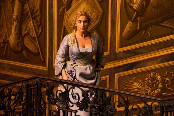 кадры и фото из фильма Версальский роман