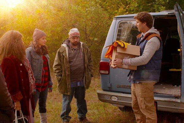 кадры и фото из фильма Призрачная команда